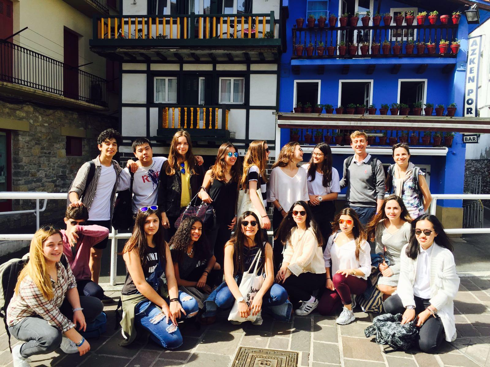 De San Sebastián al mundo